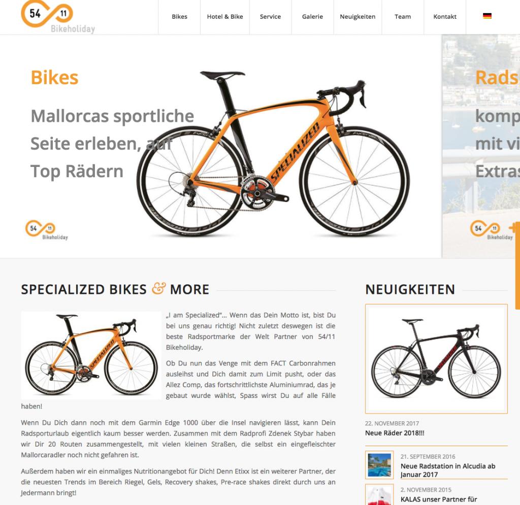 Bikeholiday