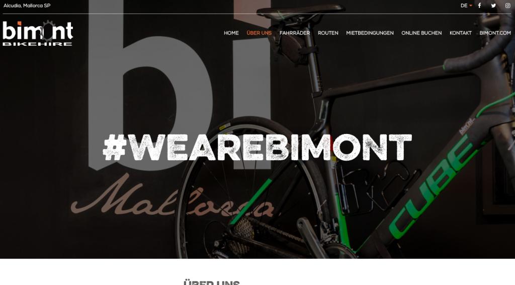 bimont bikehire