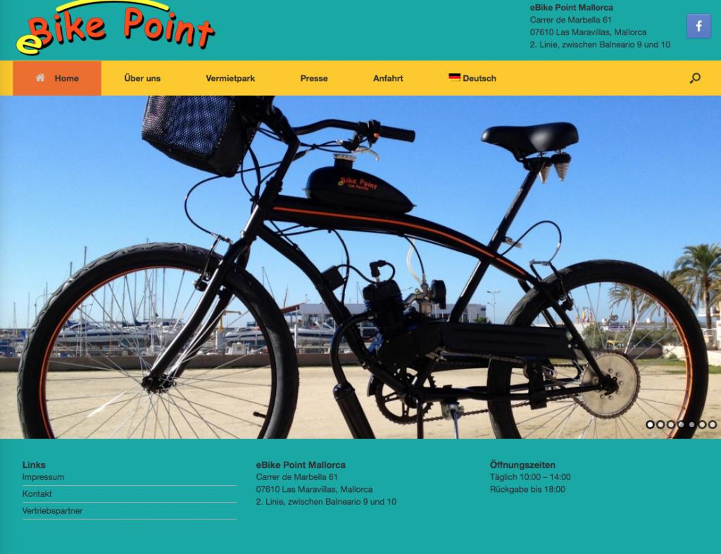 eBike point