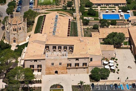 SPA Hotel Hilton Llucmajor auf Mallorca