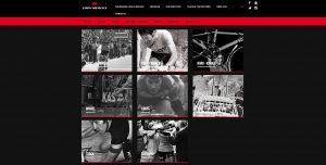 Hochmoderne Leihräder von Eddy Merckx