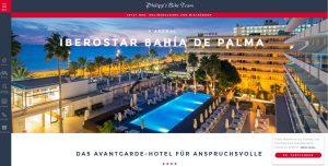 Radsport Hotel Iberostar Royal Cupido