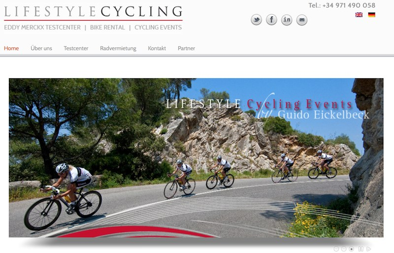 lifestyle cycling