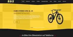 M-Bikes Cala Ratjada