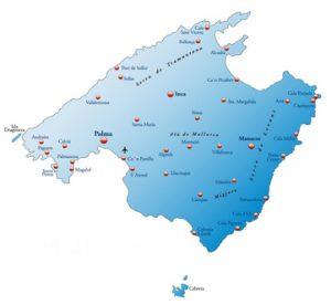Die schönste Radstrecke auf Mallorca